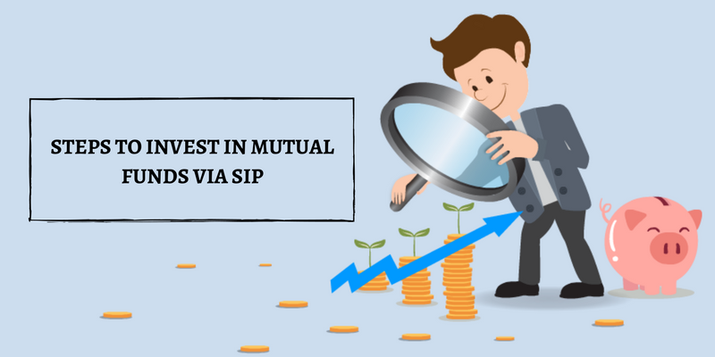 steps to invest in mutual fund